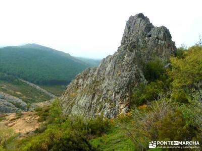 Ascenso al pico Ocejón [Serie Clásica] madrid rutas el paular rutas viajes organizados desde madri